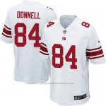 Camiseta New York Giants Donnell Blanco Nike Game NFL Hombre