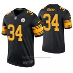 Camiseta NFL Legend Pittsburgh Steelers Terrell Edmunds Negro Color Rush