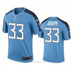 Camiseta NFL Legend Tennessee Titans Johnathan Joseph Azul Color Rush