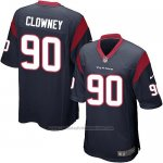 Camiseta Houston Texans Clowney Negro Nike Game NFL Nino