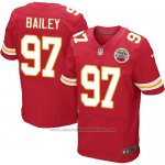 Camiseta Kansas City Chiefs Bailey Rojo Nike Elite NFL Hombre