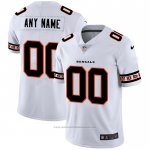 Camiseta NFL Limited Chicago Bears Personalizada Team Logo Fashion Blanco
