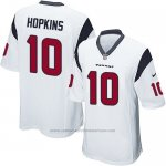 Camiseta Houston Texans Hopkins Blanco Nike Game NFL Nino