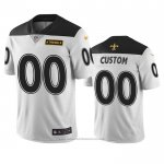 Camiseta NFL Limited New Orleans Saints Personalizada Ciudad Edition Blanco