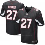 Camiseta Arizona Cardinals Branch Negro Nike Elite NFL Hombre