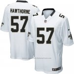 Camiseta New Orleans Saints Hawthorne Blanco Nike Game NFL Hombre
