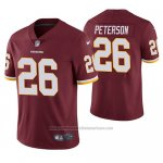 Camiseta NFL Limited Washington Redskins Adrian Peterson Burgundy Vapor Untouchable