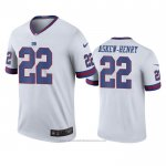 Camiseta NFL Legend New York Giants Dravon Askew Henry Blanco Color Rush
