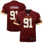 Camiseta NFL Game Nino Washington Redskins Ryan Kerrigan Rojo