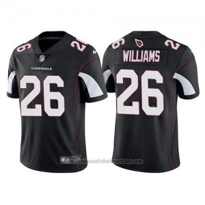 Camiseta NFL Limited Arizona Cardinals Brandon Williams Negro Vapor Untouchable