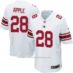 Camiseta New York Giants Apple Blanco Nike Game NFL Nino